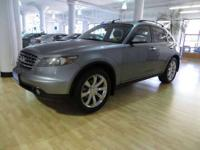 2005 Infiniti FX35 Sport Utility Base Our Location is: