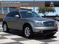 DVD-Based Infiniti Navigation System and One Owner. All