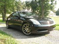 Sharp 2005 Infiniti G35 Coupe Very Strong 3.5L Engine