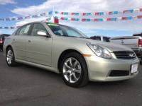 2005 Infiniti G35 Sedan 4dr Car Our Location is: