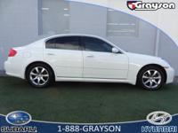CARFAX 1-Owner. Heated Leather Seats, Multi-CD Changer,
