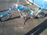 2005 Iron Eagle Talon Chopper. Custom Chopper in great