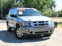 Our 2005 Isuzu Ascender is a well-equipped