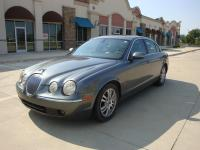 2005 S-TYPE. ALL POWER. V6 3.0L. LEATHER. SUNROOF. CD.