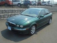 JAGUAR X-TYPE AWD. 2.5 Liter V6. 5 Speed Manual