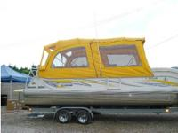 Boat Type: Power What Type: TriToon Year: 2005 Make: