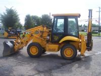 2005 JCB 212S 2005 JCB 212S CAB WITH HEAT AND A/C 4X4