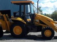2005 JCB 214E Great Deal Backhoe Loaders Agricultural