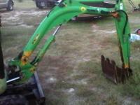2005 JCB 8018 Mini Excavator. 2005 JCB 8018 Mini
