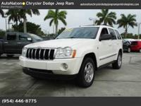 This Jeep Grand Cherokee Limited is an incredibly