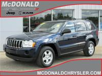 Options:  2005 Jeep Grand Cherokee Laredo 4X4|Miles: