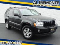 Priced Below the Market. This 2005 Jeep Grand Cherokee