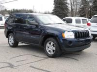 Options:  2005 Jeep Grand Cherokee 4Dr Laredo 4Wd|4
