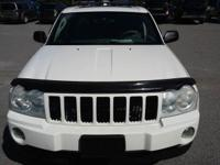 Options:  2005 Jeep Grand Cherokee Laredo Sport Utility