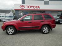 Exterior Color: red, Body: SUV, Engine: 3.7L V6 12V