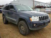 2005 Jeep Grand Cherokee LIMITED. Serving the
