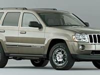 2005 Jeep Grand Cherokee Limited 5-Speed Automatic 4.7L