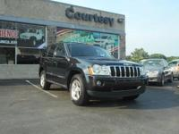 Take command of the road in the 2005 Jeep Grand