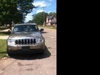 2005 Jeep Grand Cherokee Limited (trail certified) 4wd,