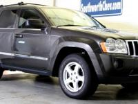 Options Included: N/A05 JEEP GRAND CHEROKEE LIMITED
