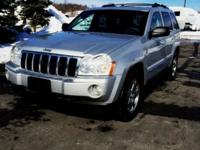 Super Clean,2005 Jeep Grand Cherokee Limited with