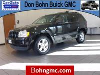 CARFAX 1 Owner 2005 JEEP GRAND CHEROKEE 4DR LAREDO with