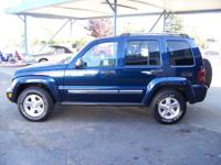 Options Included: N/AExtra Clean 2005 Jeep Liberty