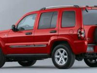 Options:  2005 Jeep Liberty Limited|/|V6 3.7L