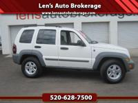 Options:  2005 Jeep Liberty Carfax 1 Owner! Hard To