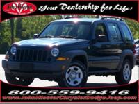 Options Included: Aluminum Wheels2005 Jeep Liberty