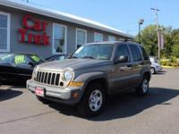 Local One Owner Jeep Liberty with Low Low Miles. Clean