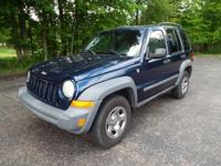 This a 2005 Jeep Liberty! It runs well, the body is in
