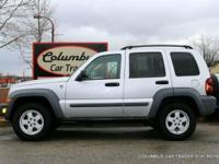 VERY NICE JEEP LIBERTY V6 WITH 4 WHEEL DRIVE, AUTOMATIC