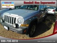 Randall Noe Supercenter presents this 2005 JEEP LIBERTY