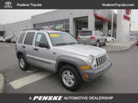 4WD**THIS USED JEEP LIBERTY SPORT SUV IS AN EXCELLENT