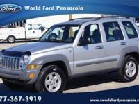 World Ford Pensacola presents this 2005 JEEP LIBERTY