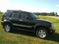 2005 Jeep Liberty SUV This diesel Jeep has 83,000 miles