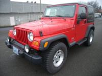 2005 Jeep Wrangler 2dr 4x4 Sport Sport Our Location is: