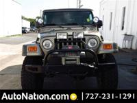 2005 Jeep Wrangler Our Location is: AutoNation