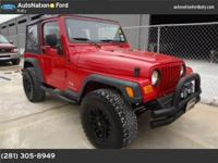2005 Jeep Wrangler Our Location is: AutoNation Ford