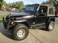 Options Included: Alloy Wheels, Fog Lamps, Lift Kit,