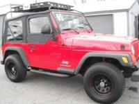 Exterior Color: Red Drivetrain: 4WD Engine:
