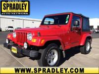 2005 Jeep Wrangler Sport Utility X Our Location is: