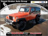 PRICE REDUCED! (Was $17,495) ___This 2005 Jeep Wrangler