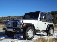 This Jeep is great, it starts, runs, steers and stops