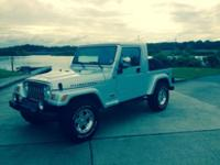 For Sale 2005 Jeep LJ Unlimited (Its not a rubicon its