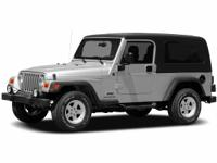 Options:  2005 Jeep Wrangler Unlimited Rubicon|Recent