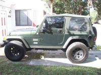 A chance to own a rare great looking Jeep!!! This 2005
