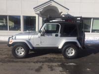 Warn Winch, New Top, PowerTech 4.0L I6. 2005 Jeep