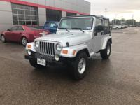 We are excited to offer this 2005 Jeep Wrangler. This